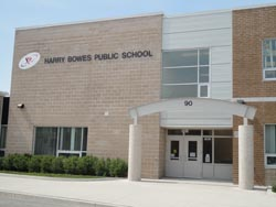 Harry Bowes Public School in Stouffville - Martin MacFarlane