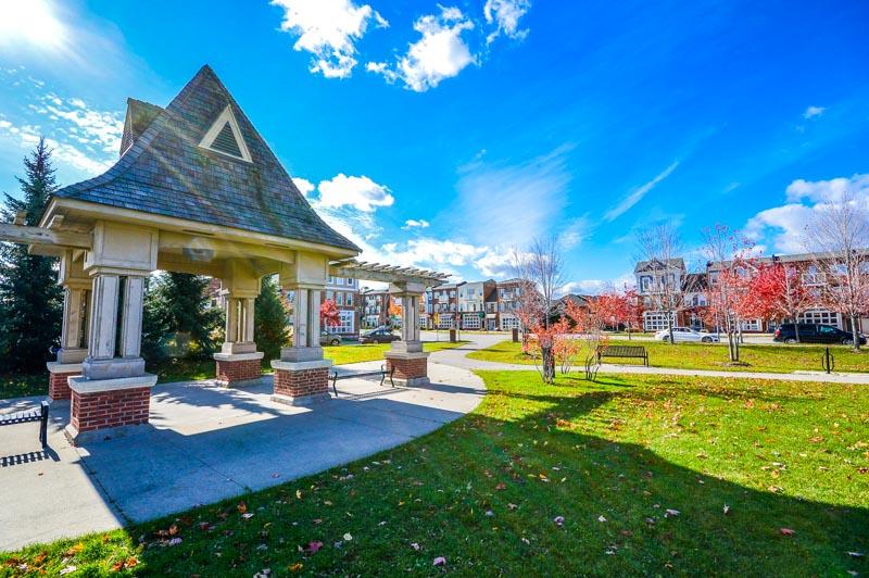 Original Cornell Markham Gazebo Park